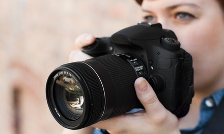 One or Three Photography Workshops from PhotoManhattan (Up to 62% Off)