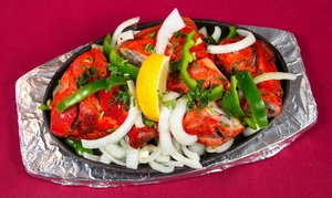 India Gate Restaurant: $10 for $20 Worth of Indian Food for Two at India Gate Restaurant