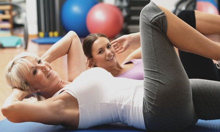 One-Month Gym Membership for One or Two at Anytime Fitness Fort Walton Beach (Up to 88% Off)