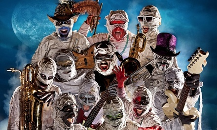 Here Come the Mummies at The Fillmore Detroit on Saturday, October 4 (Up to 52% Off)