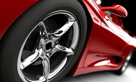 Tire Swap with Optional Oil Change and Scotchgard, or Gold Detailing Package at Canotek Auto Detailing (Up to 56% Off)