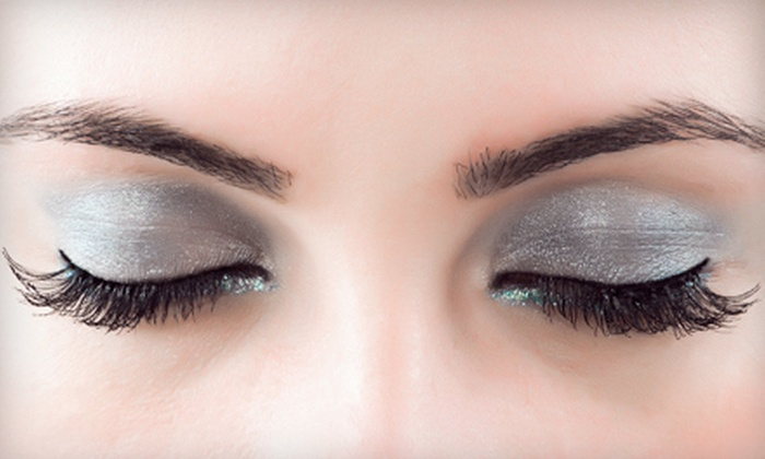 GetUp&Go Makeup - Downtown,Indian Bend: $99 for Permanent Makeup for Eyebrows or Top and Bottom Eyeliner at GetUp&Go Makeup in Scottsdale (Up to $325 Value)