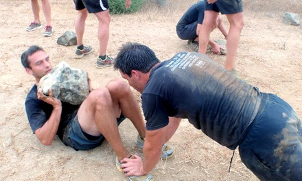 5 or 10 Outdoor Boot Camp Classes or One Month of Unlimited Classes at Gut Check Fitness (Up to 74% Off)