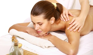 Whole Health Network: One or Three 45-Minute Acupressure, Swedish, or Deep-Tissue Massages at Whole Health Network (Up to 60% Off)