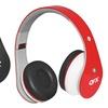QFX Folding Bluetooth Headphones with FM Radio and Mic