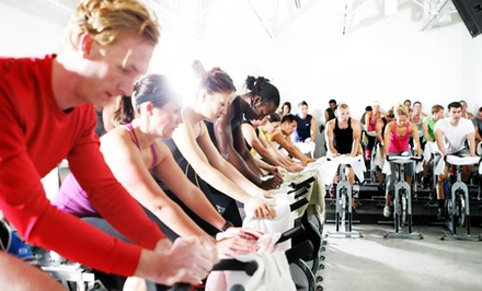 $49 for 10 Cycle Classes at The Firm ($160 Value)