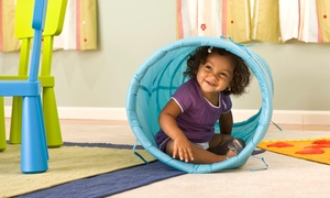 5 or 10 Indoor-Playground Play Sessions at Kids Ahoy! (Up to 57% Off)