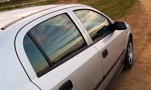 Tint Specialist: Standard Tinting for a Two- or Four-Door Car, or SUV at Tint Specialist (44% Off)