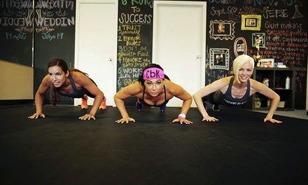 5 or 10 Drop-In Classes or One Month Unlimited at Coaching by Kurt (Up to 51% Off)