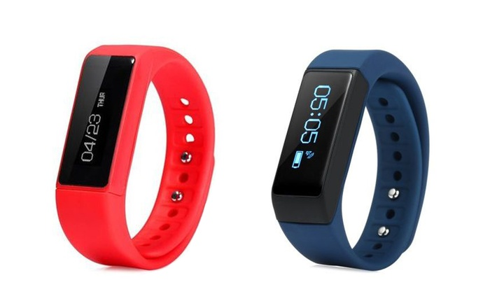 Waterproof Bluetooth Activity Tracker and Watch