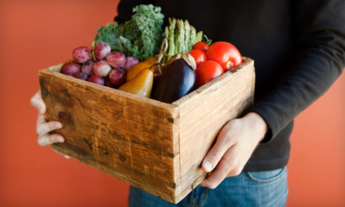 Rhonda's Specialty Foods - Oklahoma City: 4- or 8-Week Produce-Delivery Program or $20 for $40 Worth of Local-Produce Delivery from Rhonda's Specialty Foods