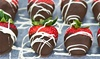 Sweets Unlimited - Airpark: One or Two Dozen Gourmet Cupcakes or Chocolate-Covered Strawberries at Sweets Unlimited (Up to 51% Off)