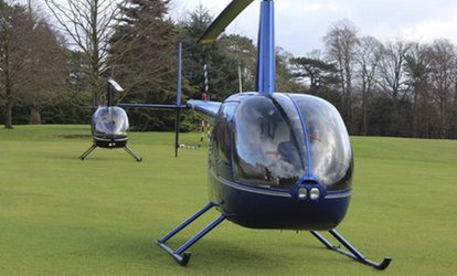 image for Six-Mile Helicopter Buzz Flight with Northumbria Helicopters