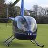 Six-Mile Helicopter Buzz Flight