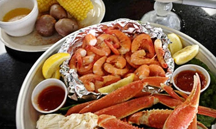 Fish Bone Grill - Dallas: $10 for $20 Worth of Seafood and Sandwiches at Fish Bone Grill