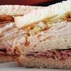 Half Off at Sandy's Sandwiches