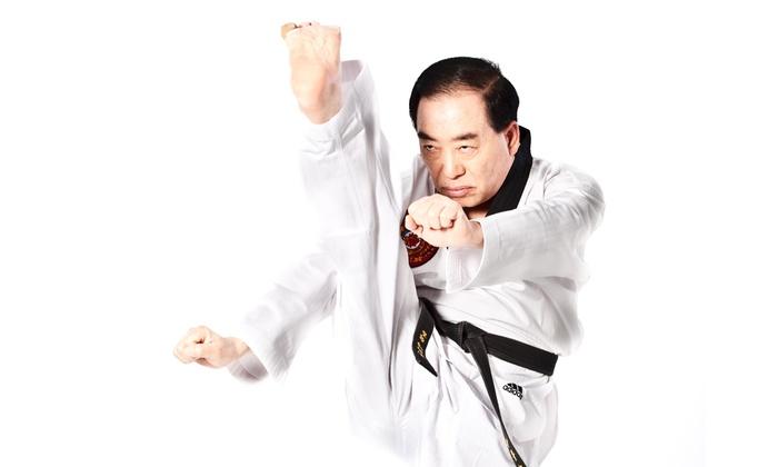 Tae E. Lee Taekwondo - Multiple Locations: Two- or Three-Month Tae Kwon Do Membership plus Uniform at Tae E. Lee Taekwondo (Up to 88% Off)