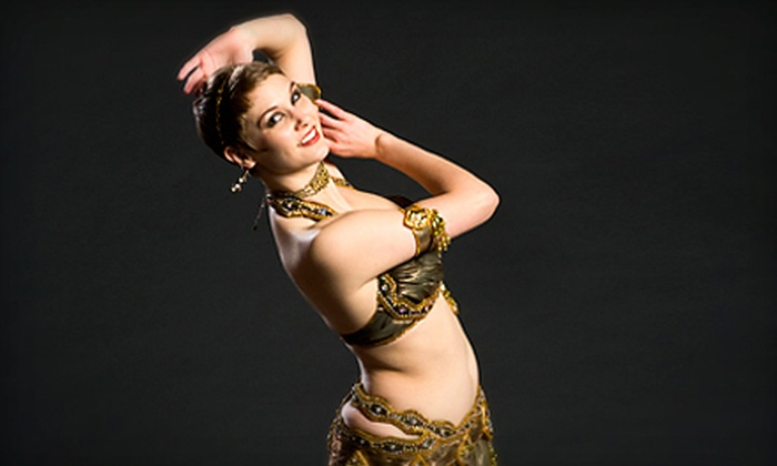 Rosa Noreen - Downtown: 5 or 10 Belly-Dancing Classes from Rosa Noreen (Up to 56% Off)