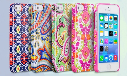 Vera Bradley Snap-On Case for iPhone 5 or 5S
