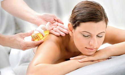 One or Three 60-Minute Massages at Infinity Med-I-Spa (Up to 65% Off)