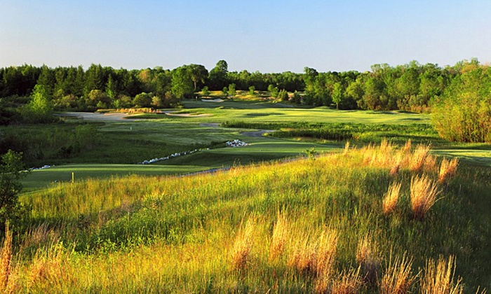 The BOG  - Saukville: One or Two Groupons, Each Good for $60 Worth of Greens Fees and Cart Fees at The BOG (Up to 54% Off )