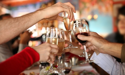 Wine Party for Up to 20 or 40 at Bunting Winery (51% Off)