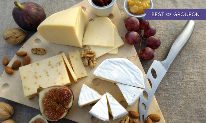 Table 9 at 5* Hilton Dubai the Creek - Dubai: Charcuterie and Cheese Board with Beverages for One, Two or Four at Table 9 at 5* Hilton Dubai the Creek (Up to 56% Off)