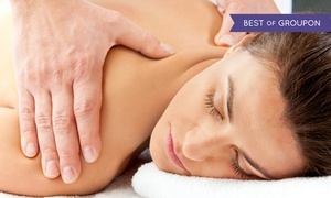 Mountain View Pain Center: 60-Minute Massage, or Chiropractic Exam, Treatment, and Massage at Mountain View Pain Center (Up to 84% Off)