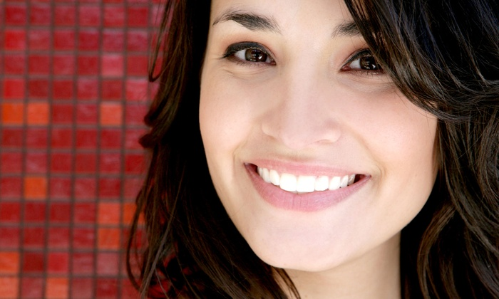 Lana Rozenberg D.D.S. - Midtown Center: Dental Package with Optional Screening and Whitening at Lana Rozenberg D.D.S. (Up to 91% Off). Three Options Available.