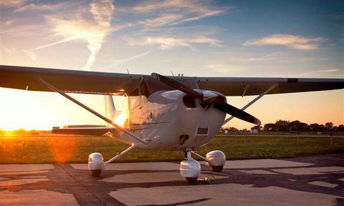 Infinity Flight Group - Trenton: Fall Foliage Flight for Three from Infinity Flight Group (Up to 46% Off)