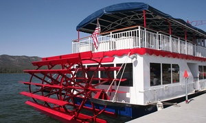 Miss Liberty Paddlewheel Tour Boat: Scenic Cruise on Big Bear Lake for Two, Four, or Six from Miss Liberty Paddlewheel Tour Boat (Up to 42% Off)