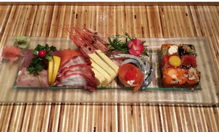 Dinner for Two, or $15 for $30 Worth of Japanese Cuisine at Yama Japanese Restaurant (Half Off)