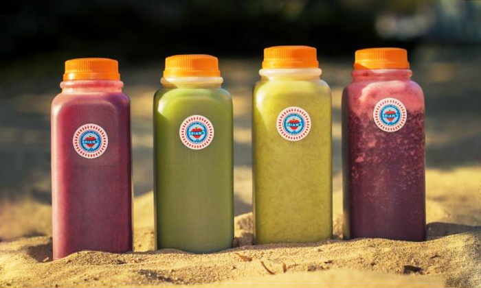 Brian's Juice - The Loop: $99 for a Three-Day Juice Cleanse from Brian's Juice ($195 Value)
