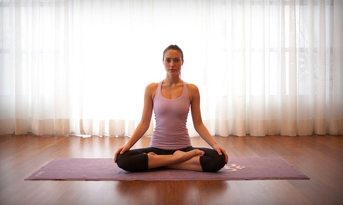 Maa Yoga - North Vancouver: One Month of Unlimited Classes or 10 Classes at Maa Yoga (69% Off)