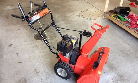 $10 for $25 Worth of Auto Maintenance and Repair  Wasatch Power Equipment