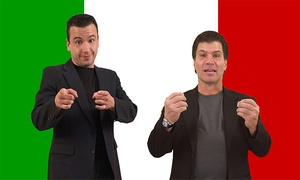 Jimmy & Joey The Meatballs Of Comedy: Jimmy & Joey: The Meatballs Of Comedy at Victorio's through September 24 (Up to 79% Off)