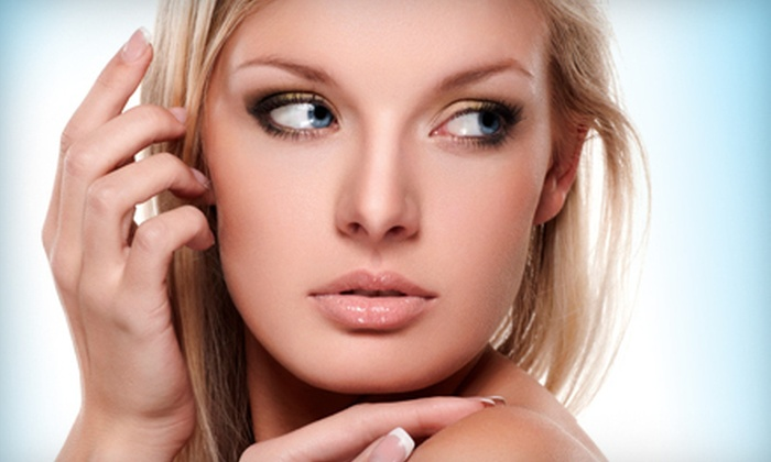 SHE Beauty Studio - Seabrook: One, Two, or Three Microdermabrasion Treatments or Glycolic Peels at She Beauty Studio in Seabrook (Up to 67% Off)