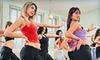 The Fitness Fuzion - O'Fallon: $30 for 10 Zumba Classes at The Fitness Fuzion in O'Fallon (Up to $60 Value)