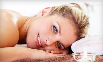 1-Hour Swedish Massage ($65 value) and 1-Hour White Mini Facial ($80 value; a $145 total value) - White Salon & Skincare Center in Houston