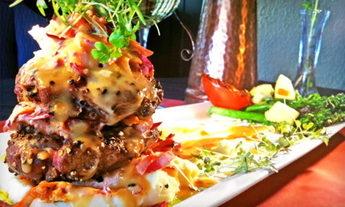 Craftwood Inn - Manitou Springs: $25 for $50 Worth of Upscale Cuisine at Craftwood Inn