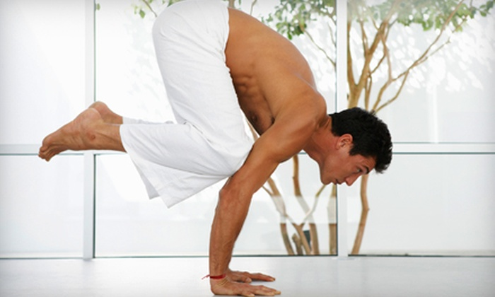 Power Yoga Works - Multiple Locations: $25 for 10 Yoga Classes at Power Yoga Works