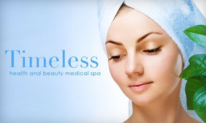 Timeless Health & Beauty Medical Spa - Rochester: $30 for Either a Microdermabrasion Treatment or Chemical Peel at Timeless Health & Beauty Medical Spa in Rochester Hills ($75 Value)