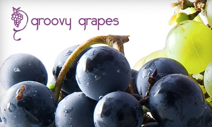 Groovy Grapes - Westboro: $109 for One Hour of Personal Sommelier Services and a Taste Profile at Groovy Grapes ($218 Value)