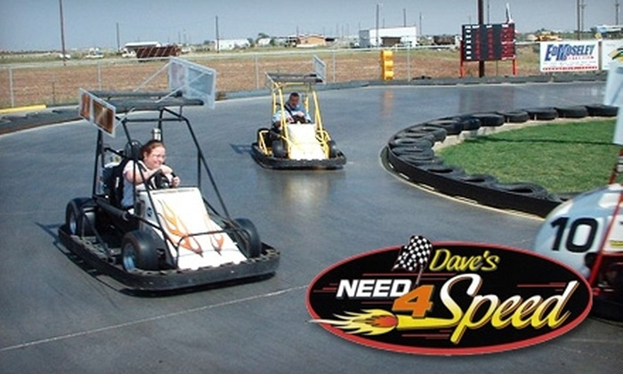 Dave's Need 4 Speed - North by Northwest: $12 for Five Event Tickets at Dave's Need 4 Speed ($27.50 Value)