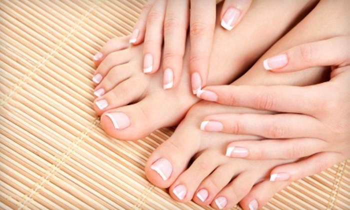 Chase Evans Salon & Spa  - South Broward Sports Center: $22 for a Manicure and Pedicure at Chase Evans Salon & Spa in Cooper City ($44 Value)