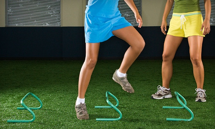 Train for the Game LI - Bellmore: 5 or 10 Fat-Burning Classes at Train for the Game LI in Bellmore (Up to 67% Off)