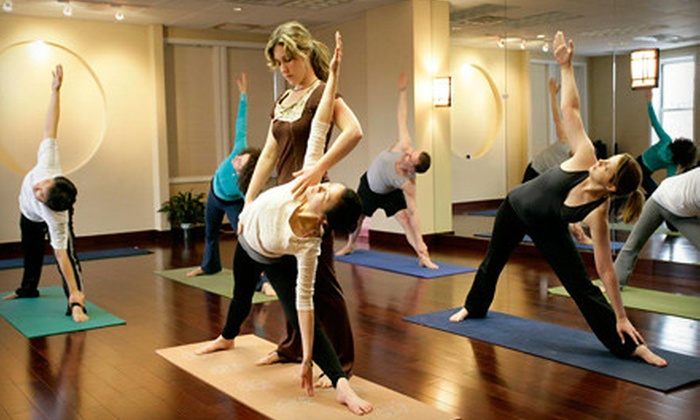 Vitality Yoga - Bayside: 5, 10, or 20 Yoga Classes at Vitality Yoga in Bayside (Up to 77% Off)