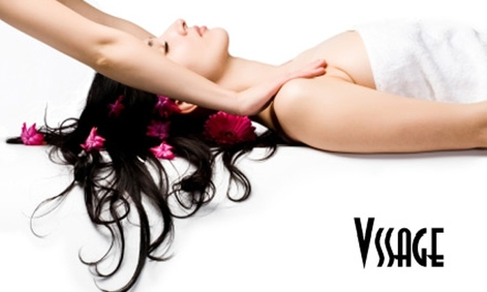 V-ssage  - La Riviera: $35 for Any One-Hour Massage at V-ssage (Up to $75 Value)