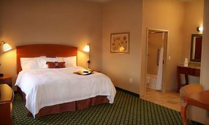 Hamton Inn & Suites Walla Walla - Walla Walla: $50 for One-Night Stay at Hampton Inn & Suites Walla Walla (Up to $139 Value)