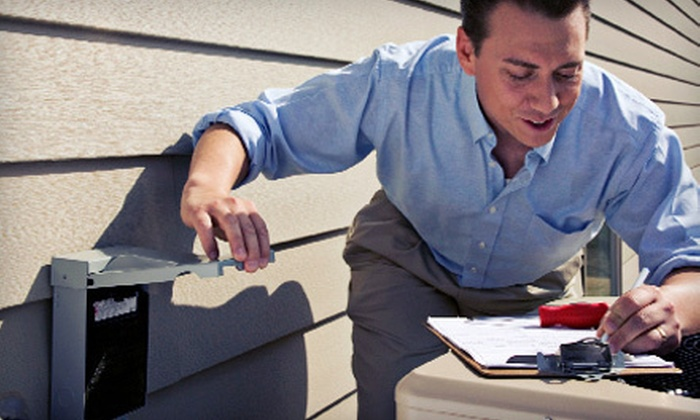 Bull Mountain Heating - Tigard Neighborhood Area 7: Furnace, Air-Conditioner, or Heat-Pump Maintenance from Bull Mountain Heating (Up to 67% Off)